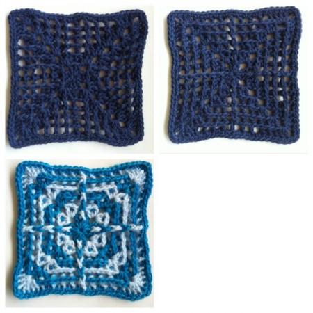 same pattern 3 looks by Shelley Husband 2014