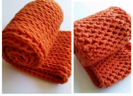 Reversible Knitting Stitches In The Round : Reversible Faux Knit Crochet Tutorial - spincushions
