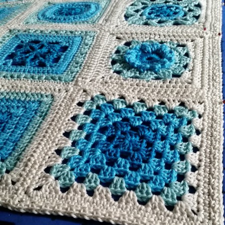 blocking more than a granny by shelley husband