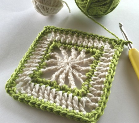 Mindful crochet by Shelley Husband