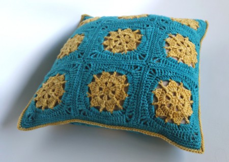 Bask cushio cover by Shelley Husband