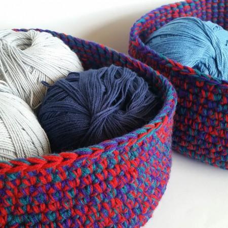 Baskets by Shelley Husband
