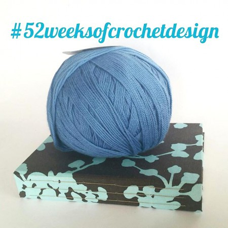 52weeksofcrochetdesign by Shelley Husband