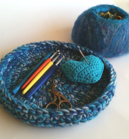 bits and bobs basket tutorial by Shelley Husband