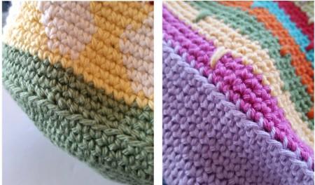 blo bases crochet bag tutorial by Shelley Husband