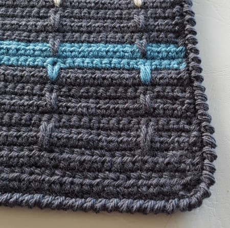 This Charming Boy Baby Blanket Spincushions