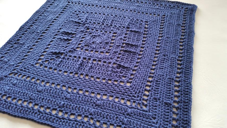 Fran Crochet Blanket Ebook Spincushions