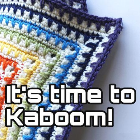 Kaboom CAL by Shelley Husband