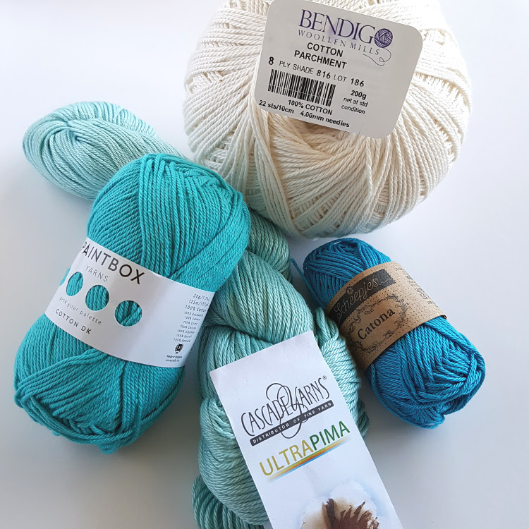 Cotton Yarn Test & Review - Part 1 - spincushions
