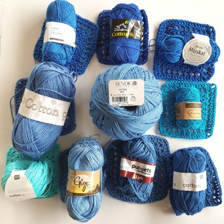 Cotton yarn test value for money by Shelley Husband