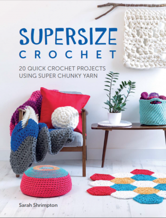 Supersize Crochet Cover By Sarah Shrimpton