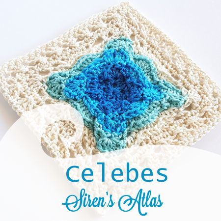 Celebes from Siren's Atlas by Shelley Husband