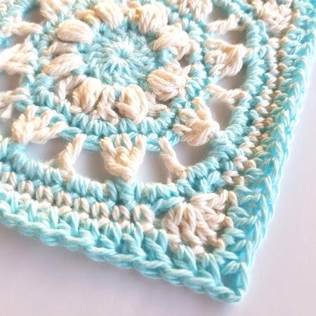 Mayan CAL Mini taster pattern by Shelley Husband