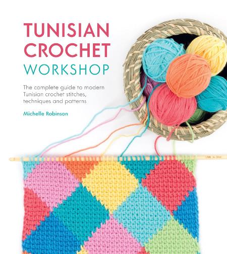 Tunisian Crochet Workshop by Michelle Robinson5