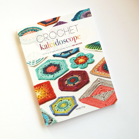 crochet kaleidoscope by Sandra Eng