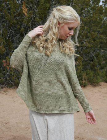 Coastline from Coastal Crochet by Karen Whooley