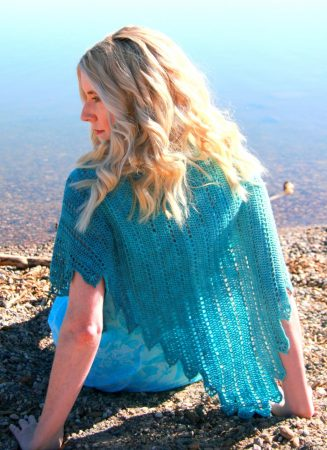 Depths from Coastal Crochet by Karen Whooley